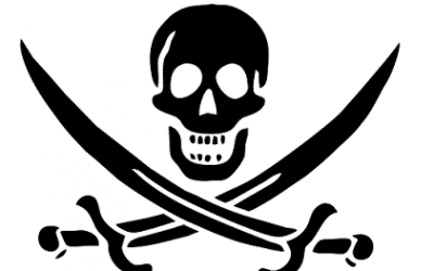 La piratería en el sector drone.