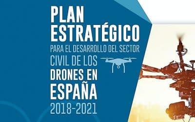 Plan estratégico para impulsar los drones de manera profesional.